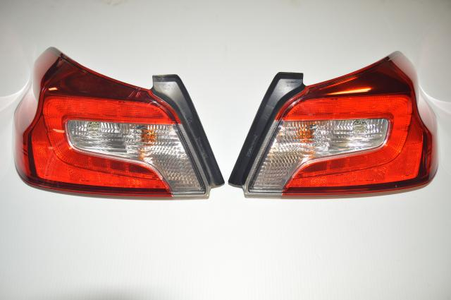 Used Subaru WRX STi VA 2015, 2016, 2017, 2018 Rear Left & Right Complete Tail Light Assembly for Sale