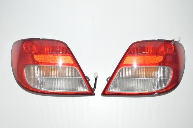 JDM Subaru WRX Version 7 2002-2003 Wagon (GG) Rear Tail Light Assembly for Sale