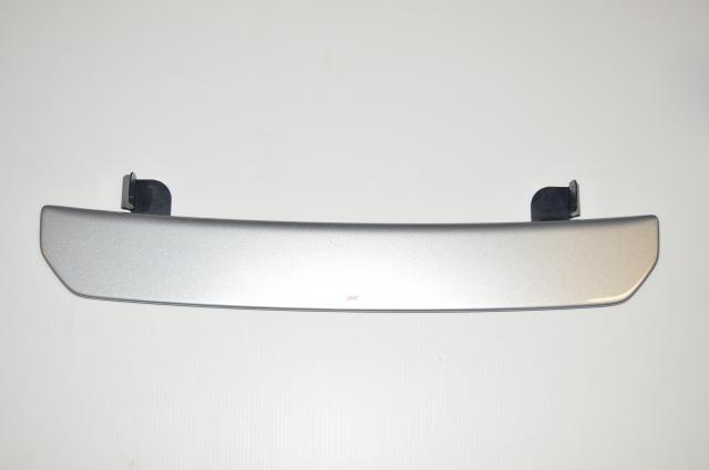 JDM Used Subaru STi 2015+ Rear Silver Under Diffuser Assembly for Sale
