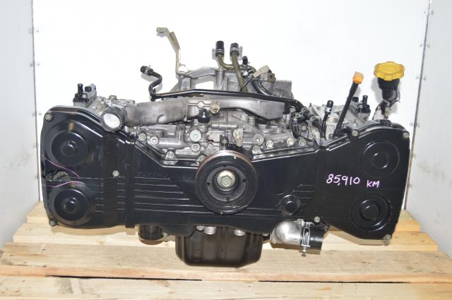 Subaru WRX DOHC 2002-2005 2.0L Quad Cam Replacement Long Block EJ205 Engine