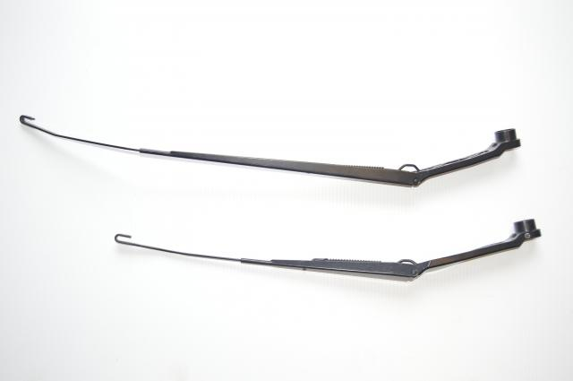 Subaru WRX & STI Version 10 2008-2014 Windshield Wiper Blade Arm Pair Rust Free RHD