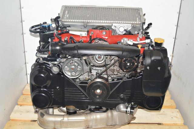 JDM Twin Scroll GR STi 2008-2014 AVCS DOHC EJ207 2.0L Engine Swap for Sale