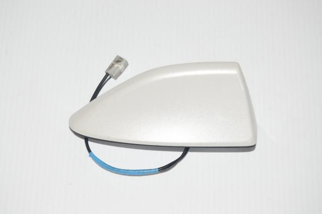 Subaru WRX & STI VA 2015+ Roof Sharkfin Antenna in White for sale