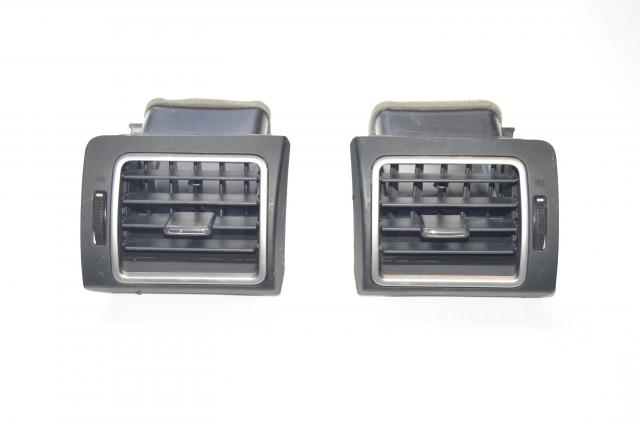 Subaru WRX & STI Interior Left Hand Side and Right Hand Side Front Vents for 2015+ Models for sale