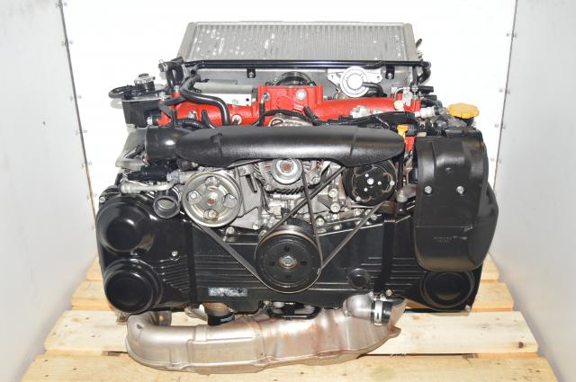 Twin-Scroll JDM EJ207 2.0L Subaru WRX STi 2008-2014 GR Model DOHC AVCS Motor Swap for Sale