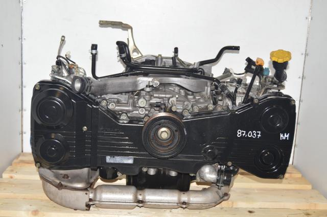 JDM Long Block EJ205 2.0L DOHC 2002-2005 Subaru WRX Replacement Engine