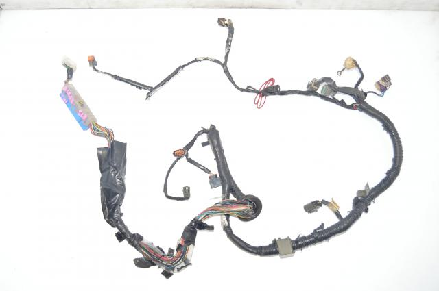 JDM Nissan SR20DET S13 180SX Used Silvia Blacktop Wire Harness for Sale