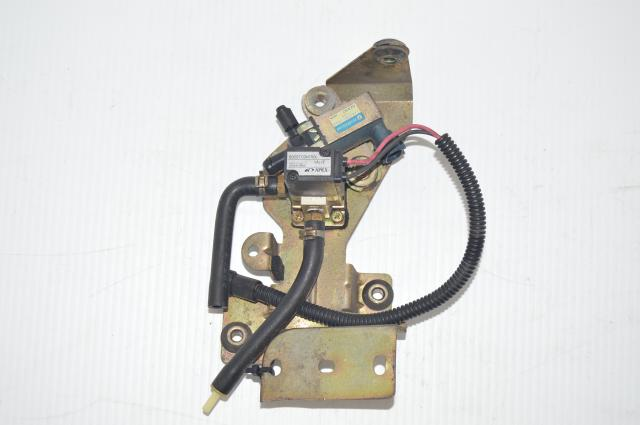 JDM Subaru WRX STi Boost Control Solenoid with 3-Port Aftermarket Apexi Boost Control Valve for Sale