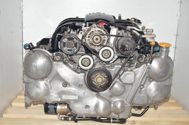 JDM H6 3.0L EZ30R AVCS Legacy 2003-2004 BPE Replacement Engine for Sale