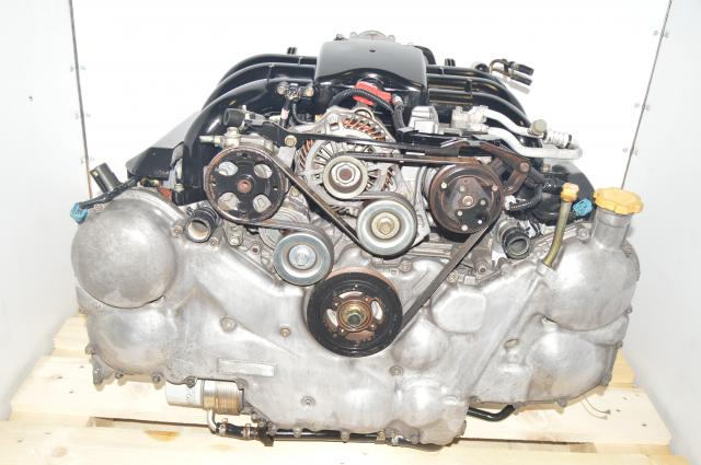 Used Subaru Legacy BPE 03-04 EZ30R 3.0L H6 AVCS Engine for Sale