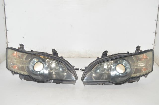 JDM Legacy BP5 BH5 BPE 2004-2008 Used Subaru HID Headlights Assembly for Sale