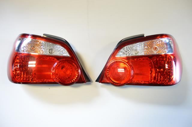 Version 8 Used JDM Tail Lights (Left & Right Rear) Assemblies for Sale