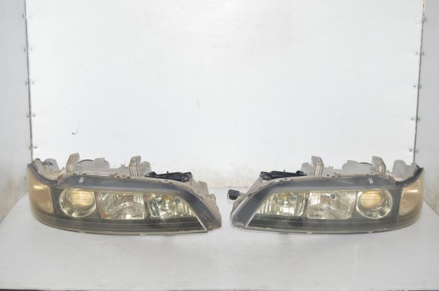 Integra DC1 DC2 Non-HID JDM Used Replacement Headlights for Sale