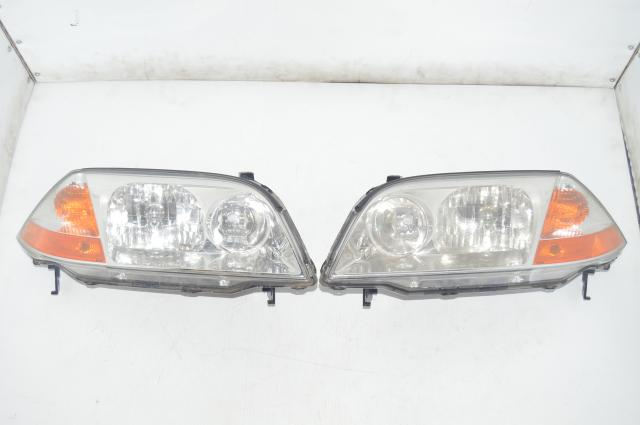 Used Acura MDX 2001, 2002, 2003 Front Left & Right Headlight Assembly for Sale
