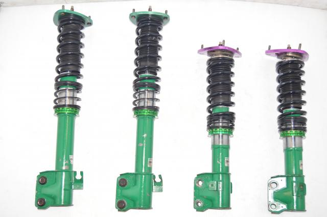 Used Subaru GD WRX 5x100 2002-2007 TEIN Super Street Adjustable Coilovers for Sale