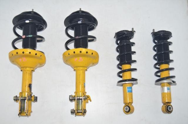 Used Subaru JDM Legacy 04-09 Bilstein 4 Corner Suspensions for Sale