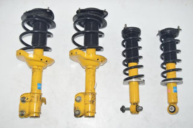 2004-2009 JDM Subaru Legacy Outback XT Complete 4 Corner Suspensions for Sale