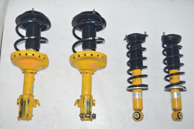 JDM Legacy Outback GT XT Used Yellow Bilstein Suspension Kit for Sale