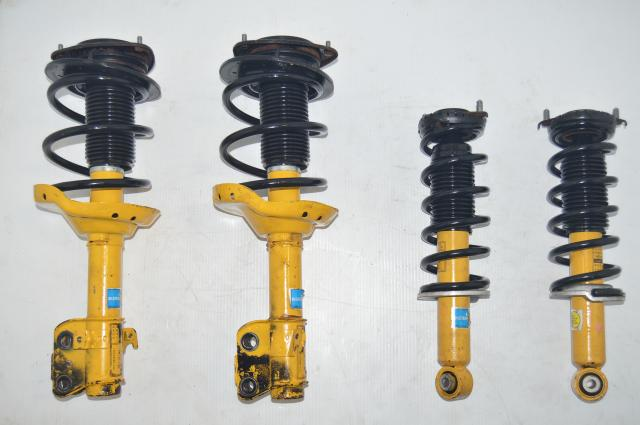JDM Subaru Legacy 2004-2009 Used Outback XT Yellow Bilstein Suspensions for Sale
