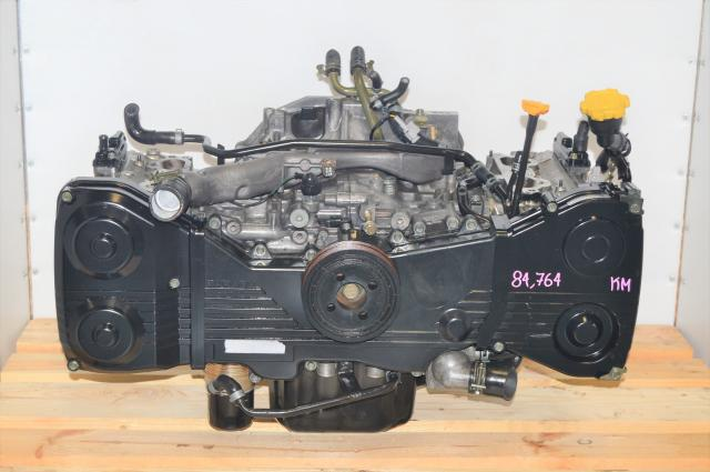 Used JDM 2.0L DOHC Replacement Motor for 2002-2005 WRX EJ205 for Sale