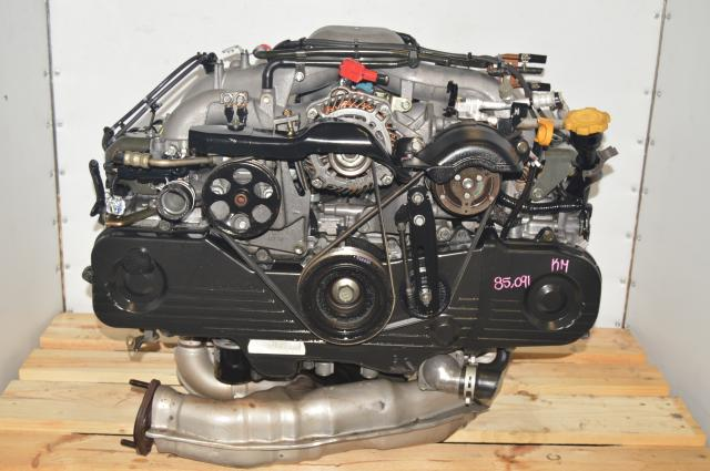Used JDM Replacement 2.0L SOHC Naturally Aspirated Engine for Impreza RS / TS 2004 2.5L with EGR