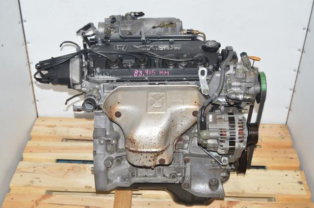 JDM Honda Accord 2.3L F23A 1998-2002 Replacement VTEC Motor for Sale
