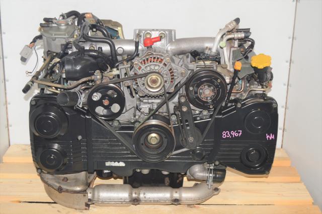 EJ205 Motors Impreza WRX | Subaru | JDM Engines & Parts