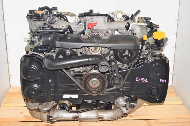 JDM AVCS 2.0L DOHC EJ205 WRX 2002-2005 Quad Cam GD Engine Replacement for Sale