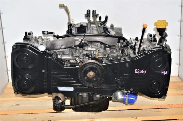 JDM Subaru WRX 2002-2005 2.0L GD Replacement Long Block Engine