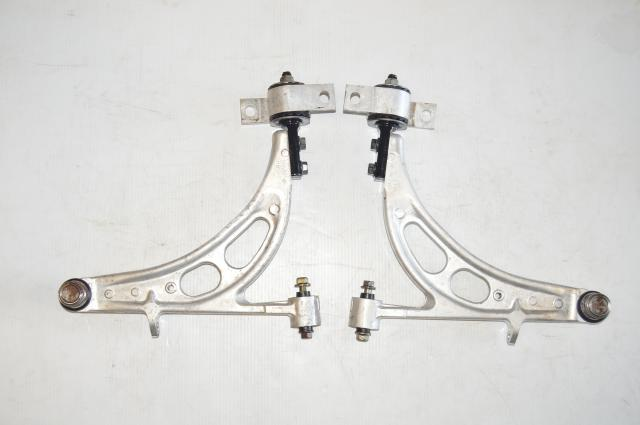 Aluminum Lower Control Arms LCA for 2002-2007 Subaru Impreza WRX & STI Models w/Ball Joints
