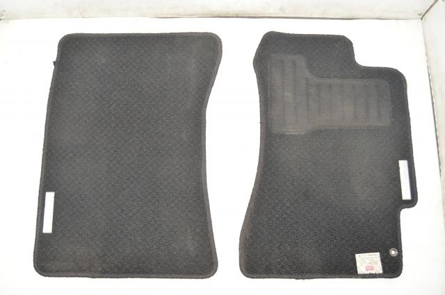 Version 8 Subaru WRX STI JDM RHD Interior Front & Rear Carpets for 2002-2007 Models
