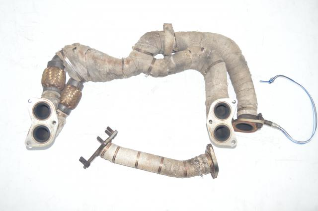Fujitsubo Super Ex EJ205 Equal Length Headers for 2002-2005 WRX For Sale