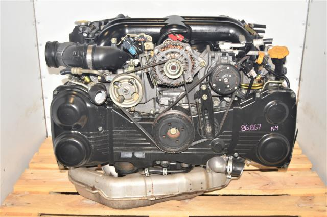 JDM Subaru Legacy Twin Scroll EJ20X Legacy 2004-2005 GT VF38 Engine Swap for Sale
