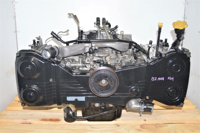 Used Subaru EJ205 WRX 02-05 2.0L Replacement Long Block DOHC Engine