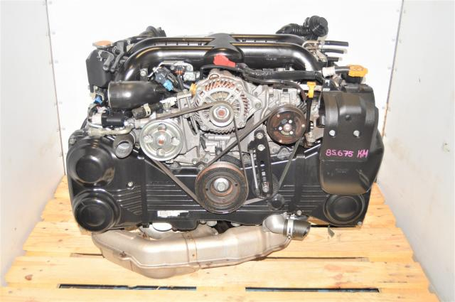 JDM Subaru 2.0L Replacement for EJ255 EJ20X WRX 2008-2014 DOHC AVCS 2.0L Engine for Sale