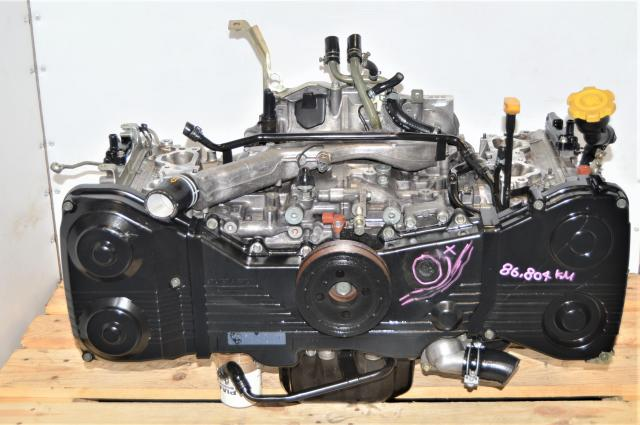 JDM Subaru WRX 2002-2005 Replacement Long Block EJ205 2.0L DOHC Motor