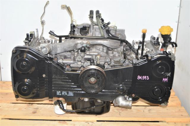 JDM Suabru WRX EJ205 2.0L GD DOHC 2002-2005 Replacement Long Block Engine for Sale