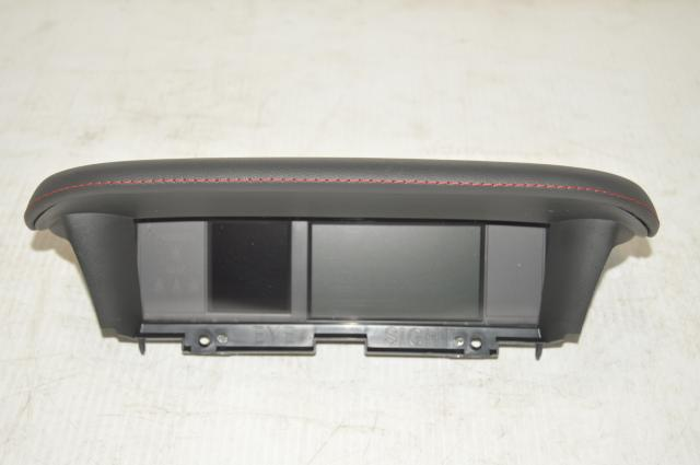 Eyesight Equipped Automatic VA WRX Upper Infotainment Screen for 2015+ Models