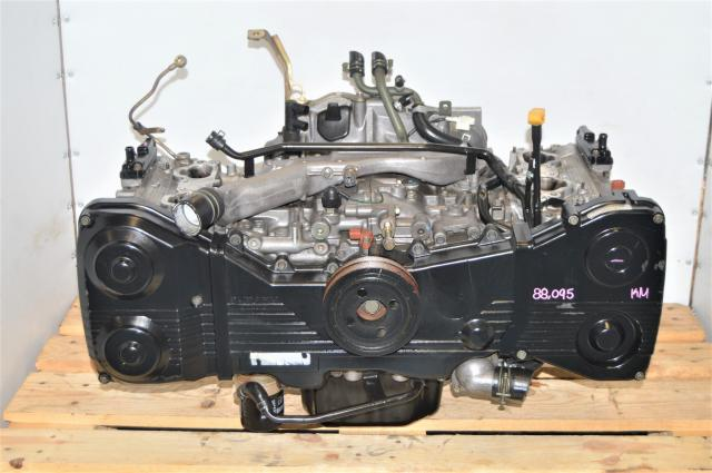 Used JDM Subaru GDB GDA EJ205 Long Block Replacement 2.0L DOHC Engine for Sale