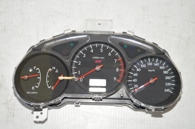 Genuine Subaru Forester JDM SG9 STI Instrument Interior Cluster For Sale