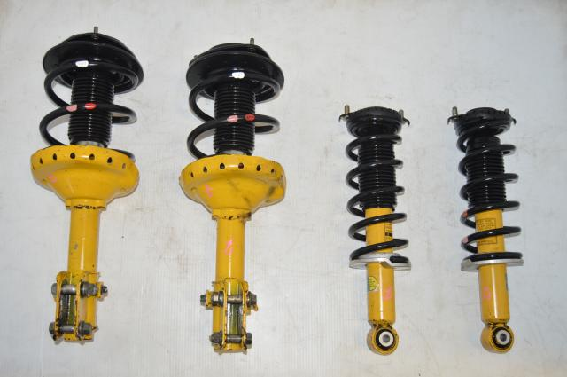 JDM Bilstein Front and Rear Suspension For Subaru Legacy GT BH5 BP5 2004-2009 Models