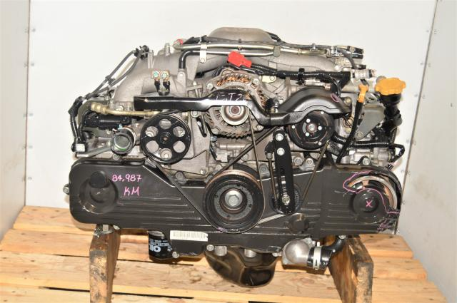 JDM 2.0L EJ203 Replacement Long Block Engine for 2.5L EJ253 Impreza RS / TS 2004 with EGR