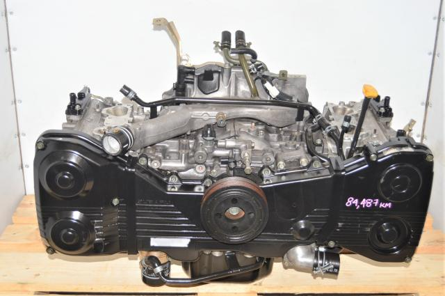 JDM 2.0L EJ20 Long Block Replacement for WRX 2002-2005 GDA