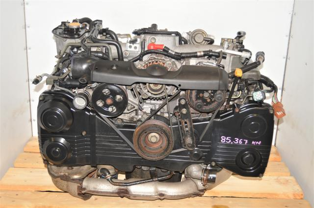 JDM Subaru WRX 2002-2005 GDA AVCS DOHC TD04 Turbocharged Engine Swap for Sale