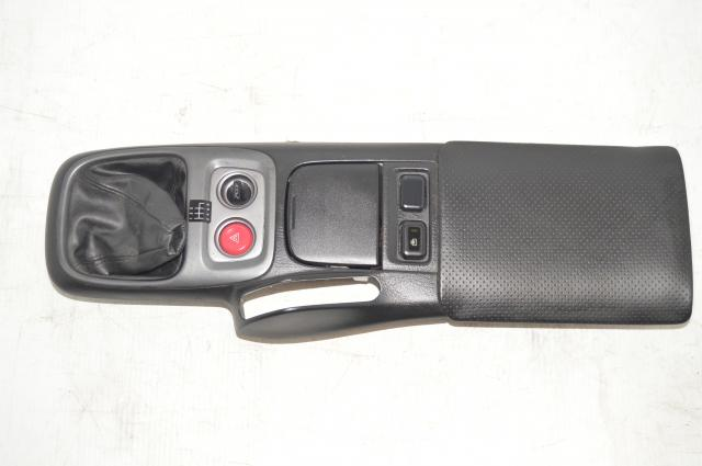 Used JDM Honda S2000 RHD Center Console Armrest AP1 Assembly for Sale