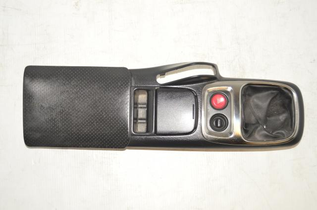 Used RHD Honda AP1 S2000 Armrest Component for Sale with Switches