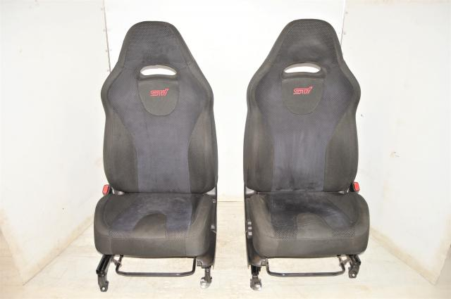 Used JDM Version 8 Spec-C GDB GDA 2002-2007 Front Left & Right Seats for Sale