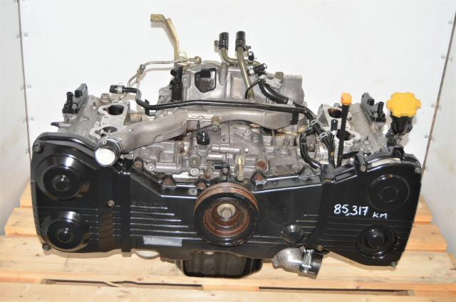Used Long Block EJ205 GDA 2.0L JDM WRX 2002-2005 Replacement Engine