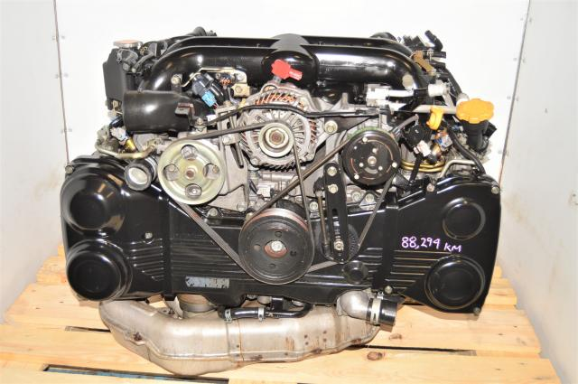 Used JDM Subaru EJ20X Replacement 2.0L 2004-2005 Legacy Engine Swap for Sale