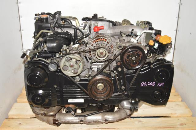 AVCS JDM WRX 2002-2005 GDA EJ205 TD04 Turbocharged Motor Package for Sale